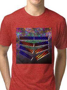clouds ferrum Tri-blend T-Shirt