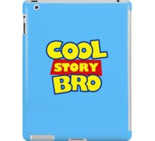 Cool Story Bro T-Shirt iPad Case/Skin