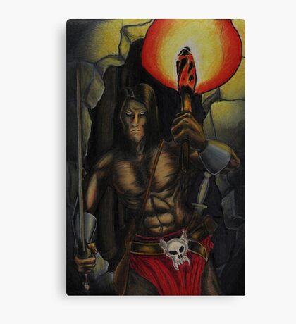 Dungeon Crawler Canvas Print