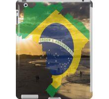 Brazil sea iPad Case/Skin