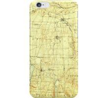 New York NY Honeoye 139698 1904 62500 iPhone Case/Skin