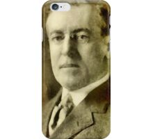 President of the United States of America Woodrow Wilson iPhone Case/Skin