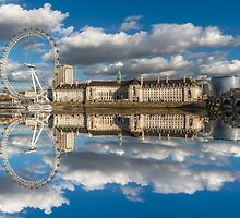 The London Eye by Adrian Evans