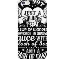 GEOLOGIST COVERS iPhone Case/Skin