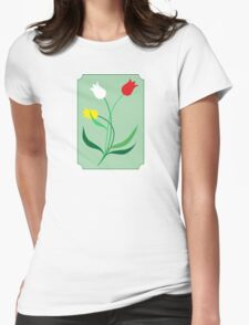 Tulips in 3 colors T-Shirt