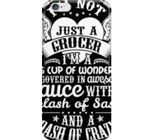 GROCER COVERS iPhone Case/Skin