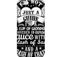 GUIDE COVERS iPhone Case/Skin