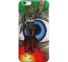 Eye Have The Power iPhone Case/Skin