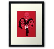 What We Do In The Shadows Framed Print
