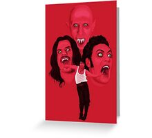 What We Do In The Shadows Greeting Card