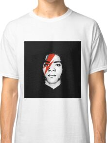 Basquiat vs David Classic T-Shirt