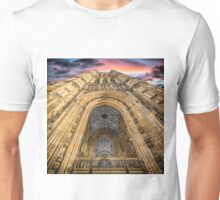 The Victoria Tower Unisex T-Shirt