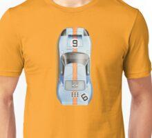 Ford gt40 le mans winner Unisex T-Shirt