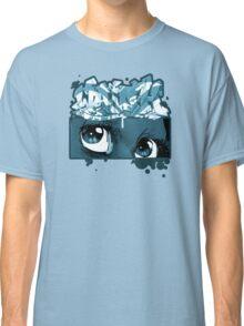 Graffiti WATCH (blue) Classic T-Shirt