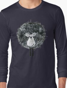 Sheepish Tee (large version) Long Sleeve T-Shirt