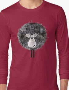 Sheepish Tee (large version) Long Sleeve T-Shirt