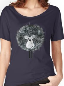 Sheepish Tee (large version) Women's Relaxed Fit T-Shirt