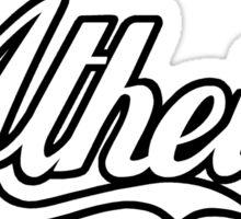 Atheist Cola Logo  Sticker