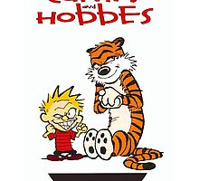 calvin and hobbes bad by albabulul946