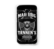 Old Mad Dog Tannen's Whiskey Samsung Galaxy Case/Skin