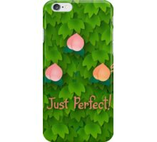 Fruit Harvest - Peach iPhone Case/Skin