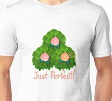 Fruit Harvest - Peach Unisex T-Shirt