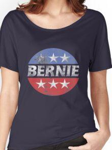 Vintage Bernie 2016  Women's Relaxed Fit T-Shirt