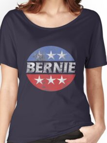 Vintage Bernie 2016  Women's Relaxed Fit T-Shirt