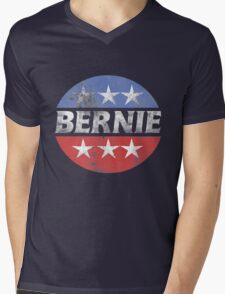 Vintage Bernie 2016  Mens V-Neck T-Shirt