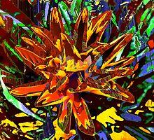 floral technique by donphil