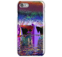sailing today iPhone Case/Skin