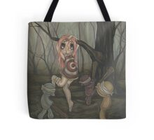 A Girl named candy- pinata girl Tote Bag