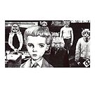 Village of the damned cats by Baser