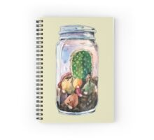 Spirit Jar Spiral Notebook