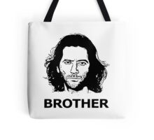 Lost- Desmond brother Tote Bag