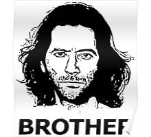 Lost- Desmond brother Poster