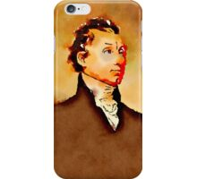 President of the United States of America James Monroe iPhone Case/Skin