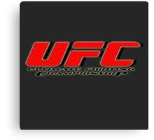 UFC - Ultimate Fighting Championship Canvas Print