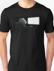 Forever Alone Computer | Meme T-Shirt