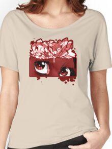 Graffiti WATCH (red) Women's Relaxed Fit T-Shirt