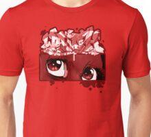 Graffiti WATCH (red) Unisex T-Shirt