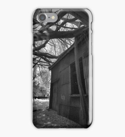 Railway Workshops 2 iPhone Case/Skin