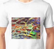 some birch color pattern Unisex T-Shirt