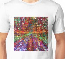colourful peace Unisex T-Shirt