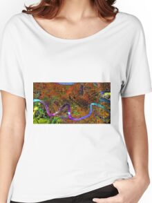 new orleans Women's Relaxed Fit T-Shirt