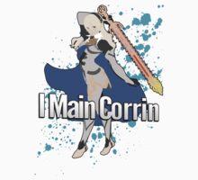 I Main Corrin (Female) - Super Smash Bros  by PrincessCatanna