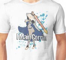 I Main Corrin (Female) - Super Smash Bros  Unisex T-Shirt