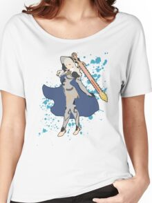 Corrin (Female) - Super Smash Bros Women's Relaxed Fit T-Shirt