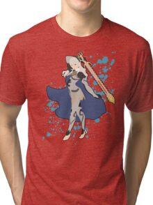 Corrin (Female) - Super Smash Bros Tri-blend T-Shirt