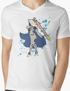 Corrin (Female) - Super Smash Bros Mens V-Neck T-Shirt